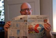 Läs om Fredriks Volvo i SvD!