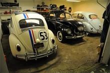 Tänk om man hade ett sånt här garage! Anders Nyman har en fin samling Bubblor!
