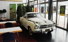 Kalifornienregistrerad Borgward Isabella Coupé i fantasieggande skick, äntligen hemma i Bremen igen!