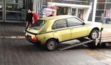 När såg du en Renault 14 senast? I Bremen har du chansen!