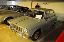 En högerstyrd Morris 1100 i fint skick - din för 3450 euro.