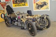Amilcar var på sin tid en värdig motståndare till Bugatti.