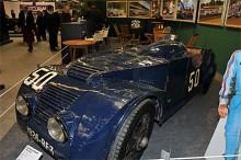 Tank Z1 kallades inte oväntat denna racer tillverkad 1925 av Chenard et Walker för att tävla på LeMans. Kom 10:a totalt och etta i klassen 1100 cc.