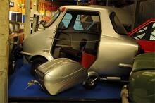Smala ämnen. Vad sägs om en Scotocar MkII 1961.