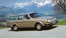 """NR 6: 265 GL/GLE. På många exportmarknader är det Volvo """"Estate"""" som gäller och då kan inget vara mer rätt än 265 GL eller GLE. Lyxig, bekväm med sexcylindrig motor och ändå en fenomenalt praktisk bil."""