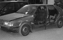 Klassikers Saab hittad?