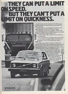 1977I reklam för svenska produkter ljugs det aldrig, eller?