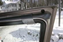 Silvertejpen applicerades inte på Saabs fabrik i Trollhättan. Tro det eller ej.