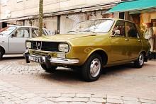 Den tredje bilen som valdes ut och fick pris av juryn var Kent Strandbergs Renault 12 TL från 1974.