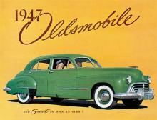 Oldsmobile-broschyr på köpet!