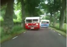 VIDEO: Husbilar på rull
