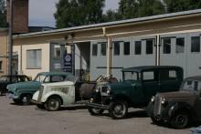 Startförsök i Svärdsjö