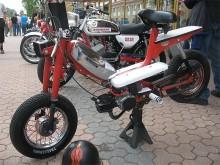 Minibikes!