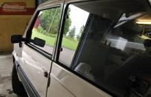 Reflekterande Panda. Veckans gåta: vilka fyra bilmodeller syns på bilden?