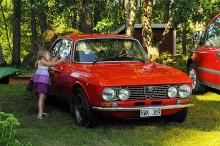 Vissa bilar är roligare att tvätta än andra...
