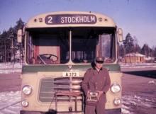 Studebaker brakar, buss räddar