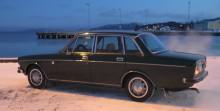 Volvo 164 full med minnen