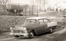 Cheva -55 då Kennedy sköts