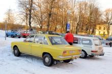 Nils Lindh satsade på framhjulsdrift och frontmotor i VW K70 -73 medan Totte Johnsson sjöng svansmotorns lov i sin VW 412 Variant -74. Ingen av dem körde fast och båda fick mycket uppmärksamhet för sina i dag mycket ovanliga kvastfeningar till folkor.