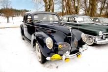 Rikard Jonsson i Lincoln Zephyr 1939 körde med stil och elegans – och vann dessutom!