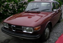 På tal om Saab 99 …