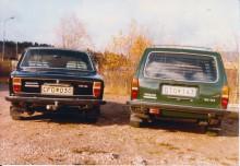 Lätt begagnad Volvo 165