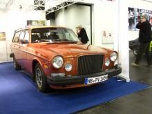 Stephan Poppes Volvo 165 blev färdig för två år sedan.