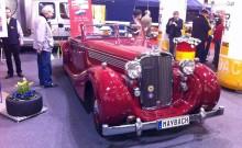 Maybach var snyggare 1939.