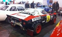 Lancia Stratos, ja tack.