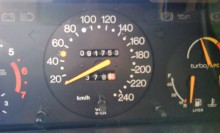 900 Turbo: Trubbnos med ljudet
