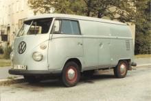 VW Typ 2: Synlig pendlarbil