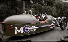 Morgan 3 Wheeler - TREndriktig