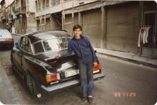 Volvo Amazon Damaskus-style