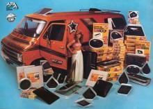 Blev det över några bubbelfönster från ditt vanbygge 1975? Fint, då kan du sälja dem på bakluckeloppis i Borås.