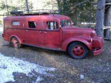 Brandbil för vuxna barn