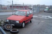 En eldig Lancia Y10