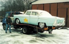 Dodge Royal: Skyltexemplaret