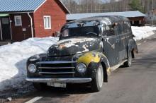 Volvo 834 - en dikesblomma