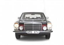 Mercedes 200-280: Kompakt living