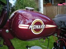 Monark M300: renoverad sedan -75