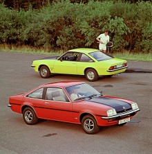 Rädda en Opel Manta