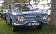 Artikelförfattaren hade träffens enda svenskregistrerade bil. Missa inte bildspelet ovan.