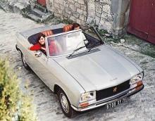 Peugeot 304S cabriolet, eller decapotable som det heter på franska