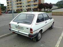 En smakfullt strajpad Fiesta kan mycket väl vara en sådan bil.