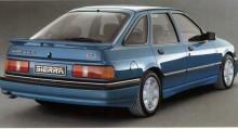Ford lanserade en hel serie med spoilers till Sierra.