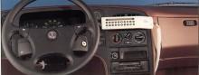 När värmen var på blev telefonen extra het i Saab 9000.