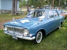 Åländsk fest för Ford-fantaster