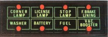 På automatversionen av 929 Legato fanns inte mindre än åtta varningslampor som alla krävde djupdykning i instruktionsboken för att tyda. Hög risk för sammanbrott.