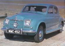 """P4/75 med sitt distinkta """"cyklopöga"""" som försvann 1952"""