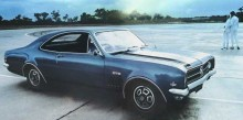 HK-series Monaro GTS 1969